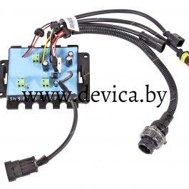 Блок управления 24В МАЗ-М5 (индикатор пламени термопара), сб.2071