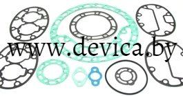 Комплект прокладок компрессора 05К (2 цилиндра) 17-44707-00