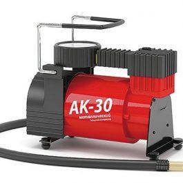 """Автомобильный компрессор """"AUTOPROFI"""" АК-30"""