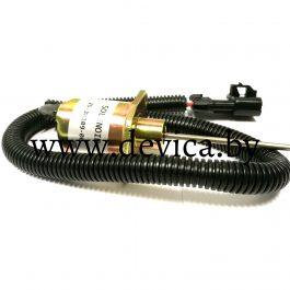 Соленоид топливный Carrier Vector 25-38109-06